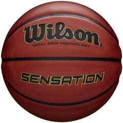 Wilson Sensation SR Basketball Orange 7