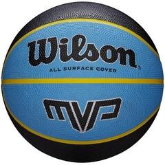 Wilson MVP 295 Basketball Black/Blue 7