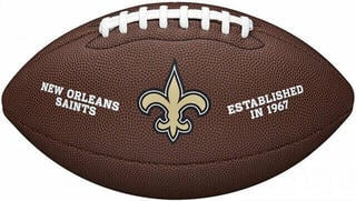 Wilson NFL Licensed Football New Orleans Saints