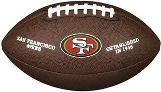 Wilson NFL Licensed Football San Francisco 49ers