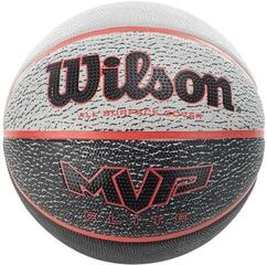 Wilson MVP Elite Basketball 7 Red