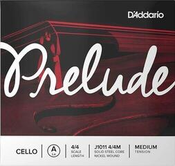 D'Addario J1011 4/4M Prelude 4/4 Cello Strings