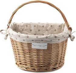 Extend Credo Wicker Basket QR Natural Flowers