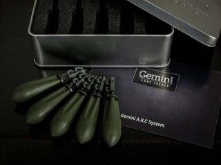 Gemini Carp Tackle A.R.C System Leads Weed Green