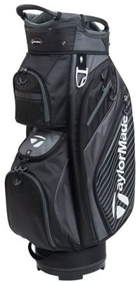 Taylormade Pro Cart 6 Black/Charcoal Cart Bag 2018