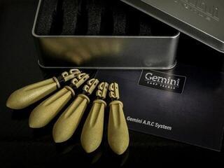 Gemini Carp Tackle A.R.C System Leads Sand Brown