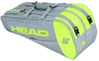 Head Core 6R Combi Bag Green/Neon Yellow