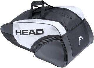 Head Djokovic 9R Supercombi Bag White/Black