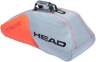 Head Radical 9R Supercombi Bag Grey/Orange