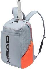 Head Rebel Backpack Grey/Orange