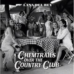 Lana Del Rey Chemtrails Over The Country Club Glasbene CD