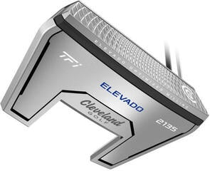 Cleveland TFi 2135 Elevado Satin Putter 35 Right Hand