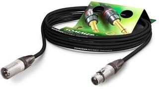 Sommer Cable Stage 22 Highflex Black 15 m