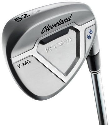 Cleveland RTX-3 CB Tour Satin Wedge Right Hand 60 Mid Grind SB Steel