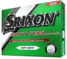 Srixon Soft Feel 10 12 Balls