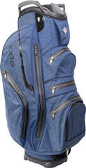 XXIO Premium Cart Bag Navy/Charcoal