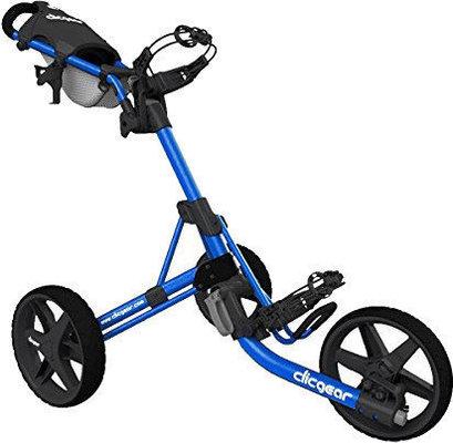 Clicgear 3.5+ Blue/Black Golf Trolley
