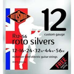 Rotosound R12-56 Roto Silvers