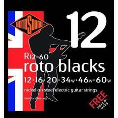 Rotosound R12-60 Roto Blacks