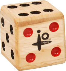 IQ Plus Small Wooden Dice Shaker