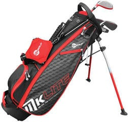 Masters Golf MKids Lite Junior kit destro Red 53IN - 135cm