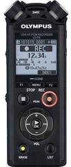 Olympus LS-P4 Linear PCM Recorder Black