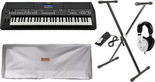 Yamaha PSR-SX600 SET Professional Keyboard