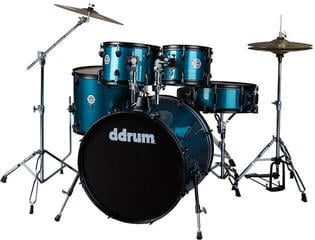 DDRUM D2 Player Blue Pinstripe