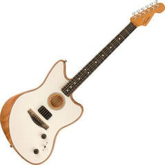 Fender American Acoustasonic Jazzmaster Arctic White