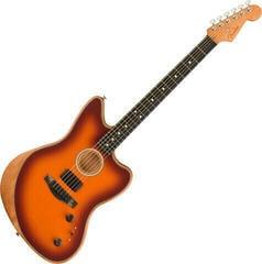 Fender American Acoustasonic Jazzmaster Tobacco Sunburst