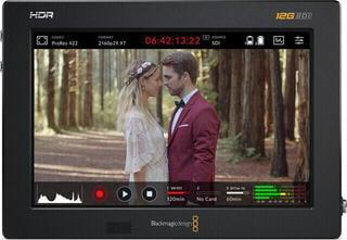 "Blackmagic Design Video Assist 12G 7"""