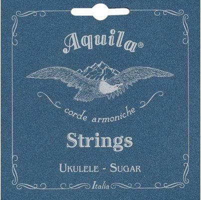 Aquila Sugar Ukulele String Set Tenor low G wound