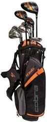 Cobra Golf King JR 7-9 Y Set Right Hand Junior