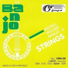 Gorstrings BANJO-88 5-Strings
