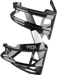 Elite Cycling Prism L Bottle Cage Black/White