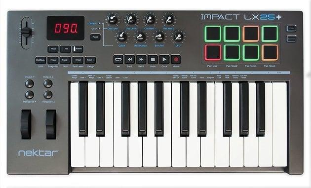 Nektar Impact-LX25-Plus