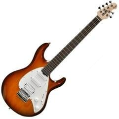 Sterling by MusicMan SUB Silo3 Tri-Burst