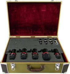 Avantone Pro CDMK5 Microphone Set for Drums