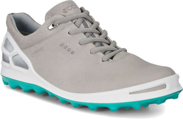 Ecco Biom Cage Pro Womens Golf Shoes Wild Dove/Porcelain Green 36