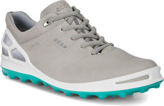 Ecco Biom Cage Pro Womens Golf Shoes Wild Dove/Porcelain Green 41
