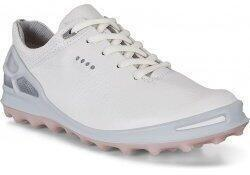 Ecco Biom Cage Pro Womens Golf Shoes White/Silver/Pink