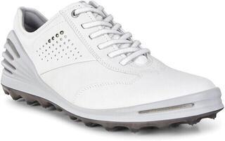 Ecco Cage Pro Chaussures de Golf pour Hommes White