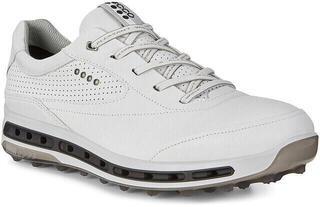 Ecco Cool Pro Scarpe da Golf Uomo White/Black/Transparent 41
