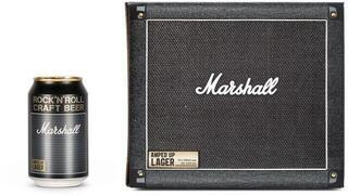 Marshall Amped Up Lager Plechovka Pivo