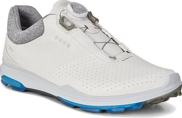 Ecco Biom Hybrid 3 Męskie Buty Do Golfa WhiteDynasty 41