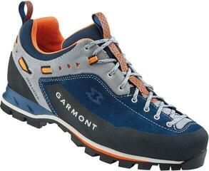 Garmont Dragontail MNT GTX Dark Blue/Orange 8,5