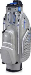 Bennington QO 9 Lite Waterproof Dolphin Grey/Indigo Cart Bag