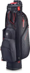 Bennington QO 9 Lite Cart Bag Black/Red