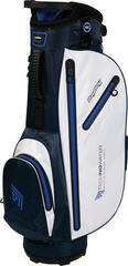 BagBoy Techno 311 Waterproof White/Navy/Royal Cart Bag