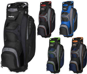 BagBoy Defender Black/Black Cart Bag